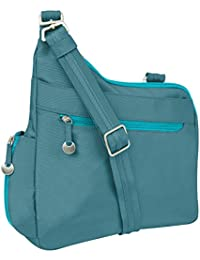 Anti-Theft Two Way Crossbody, Teal