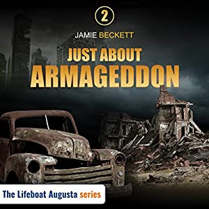 Just About Armageddon Audiobook