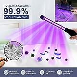 3W UV Wand, Handheld Waterproof UV Lamp