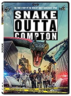 Book Cover: Snake Outta Compton