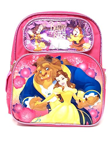 Beauty and the Beast School Backpack