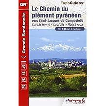 CHEMIN DU PIEMONT PYRÉNÉEN 11 - 09 - 31 - 65 - 64 - GR - 780 (2014)