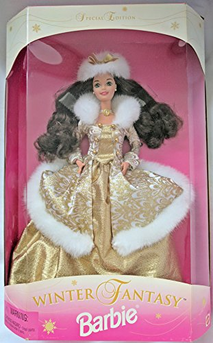 Barbie 1995 Sam's Club Winter Fantasy Doll Special for sale  Delivered anywhere in USA