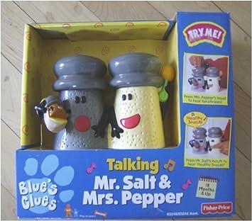 blueu0027s clues talking mr salt u0026 mrs pepper blues clues mr salt and mrs pepper i61 clues