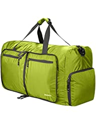 Homdox Foldable Duffle Bag, Extra Large Extra Strong Storage Bag, Shopping and Travel Bag