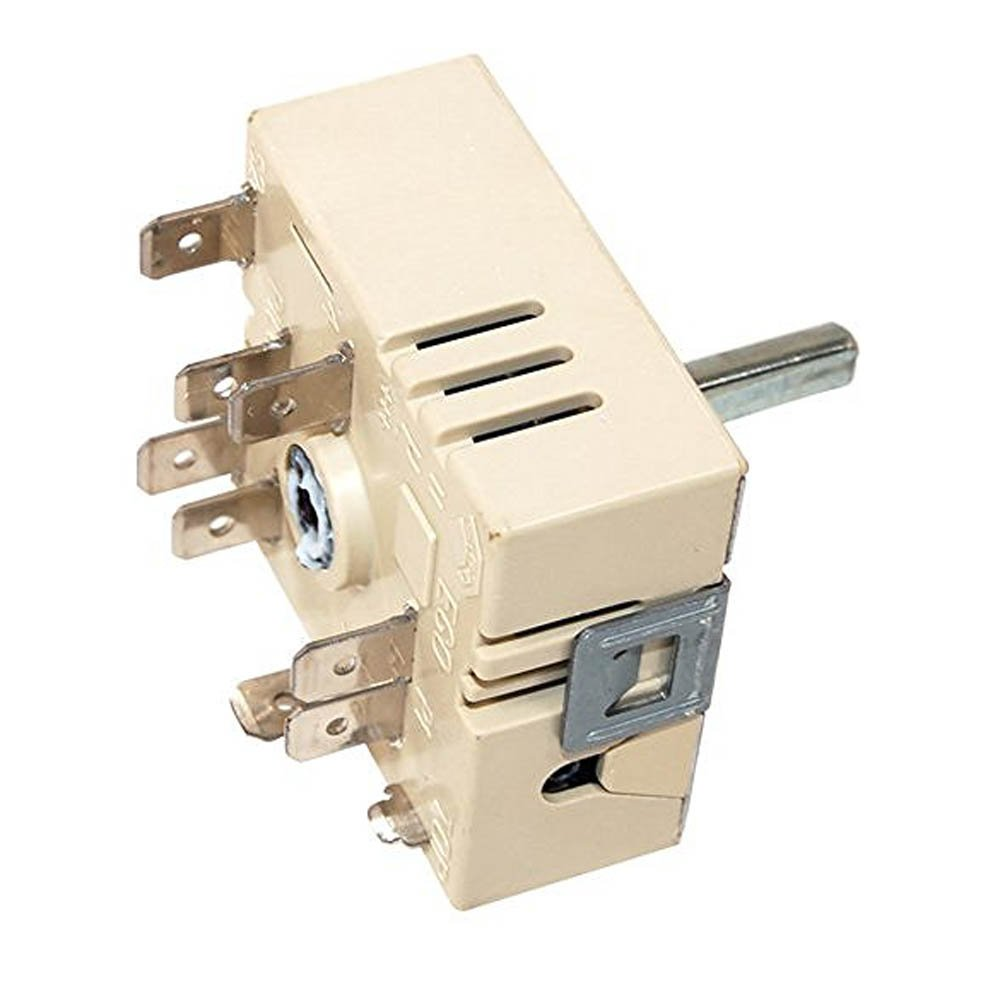 Rangemaster Genuine Horno Cocina Encimera Regulador de energía interruptor de control