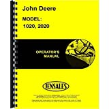 New John Deere 2020 Tractor Operators Manual (62926+)