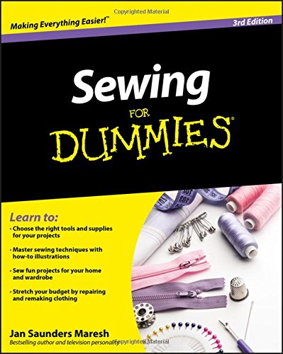Sewing Instructions (Sewing For Dummies)