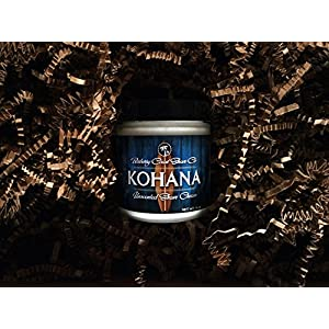 Kohana - Unscented Shaving Cream - Perfect for Men with Sensitive Skin - Full of Organic Soothers, Moisturizers & Anti-Oxidants