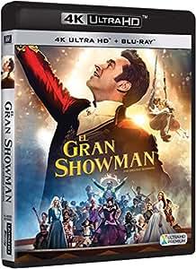 El Gran Showman Blu-Ray Uhd [Blu-ray]