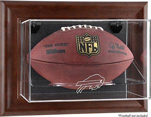 Buffalo Case Football Display (Mounted Memories Buffalo Bills Brown Football Display Case - Buffalo Bills One Size)