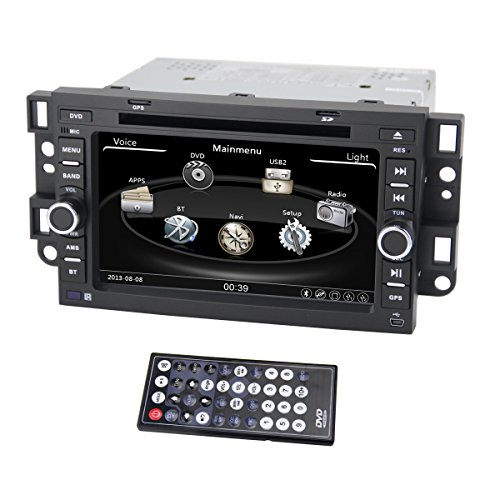 Zestech 8 inch for Chevrolet-Epica/Lova/Captiva/Aveo(2006-2010) Touch Screen Car DVD Player GPS Navigation Stereo with map and free Reverse Camera as Gift by Zestech