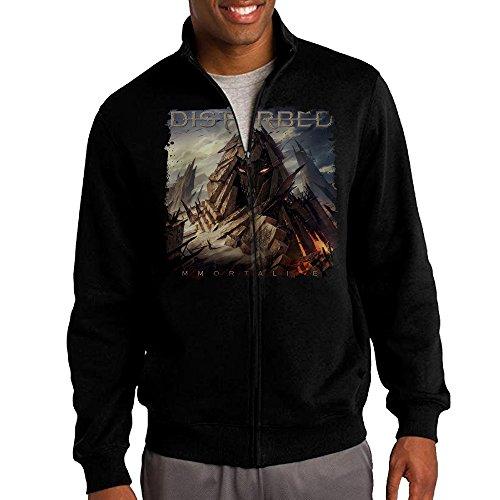 rtalized Zip Up Hoodie Jacket ()