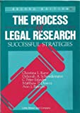 The Process of Legal Research, Christina L. Kunz, 0316507156