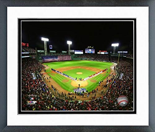 Fenway Park Boston Red Sox 2018 World Series Photo (Size: 12.5