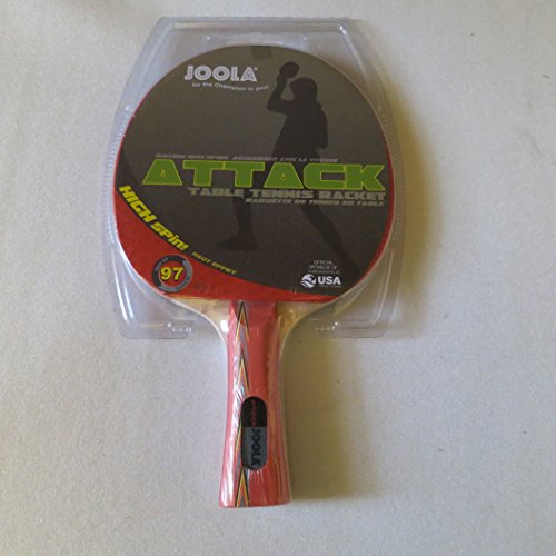 JOOLA Attack Table Tennis Paddle by JOOLA