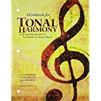 Bound for Workbook for Tonal Harmony