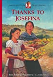 Thanks to Josefina, Valerie Tripp, 158485698X