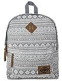 Dickies Canvas Backpack (Grey Tribal)