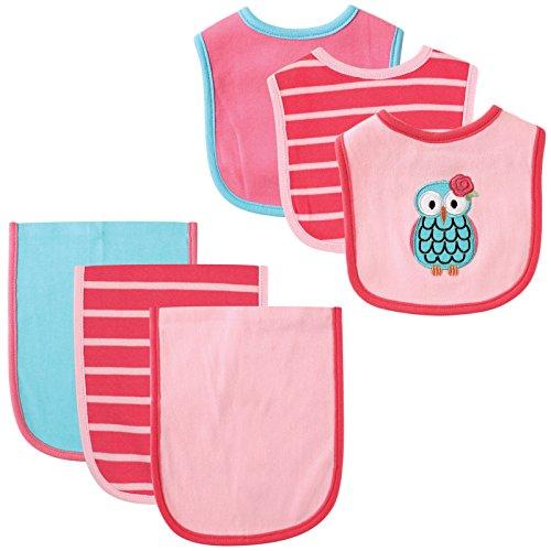 Hudson Baby Piece Burp Cloth product image