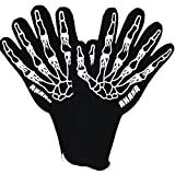 Outdoor BBQ Cooking Gloves 932°F Extreme Heat Resistant Grill Gloves for Cooking Grilling Baking-1 Pair