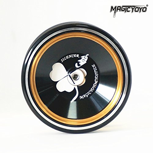 Review MAGICYOYO Silencer M001-B Yo-yo