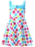 Bonny Billy Girl's Dress Easter Sweet Candy Dress 7-8 Years Polka Dot
