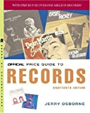 The Official Price Guide to Records, Jerry Osborne, 037572236X