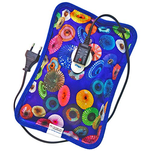Olex Electric Gel Heating Pad for Pain Relief and Relaxation with Auto Cutoff (Multicolor)