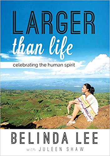 Read Larger Than Life: Celebrating The Human Spirit PDF, azw (Kindle), ePub, doc, mobi
