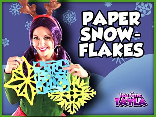 how to make a snowflake - 4