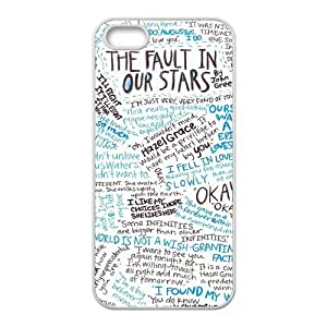 The Fault in Our Stars Okay? Okay Printed Cell Phone Case for Iphone 5s