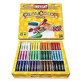 play color paint sticks - Jack Richeson 2610901 144 Piece Standard Colors Standard Size Playcolor