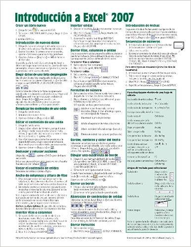 Guía de referencia rápida (resumen de funciones, consejos y atajos de teclado. Hoja plastificada) (Spanish Edition): Beezix Inc: 9781936220113: Amazon.com: ...
