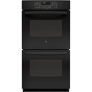 GE JK5500DFBB Electric Double Wall Oven