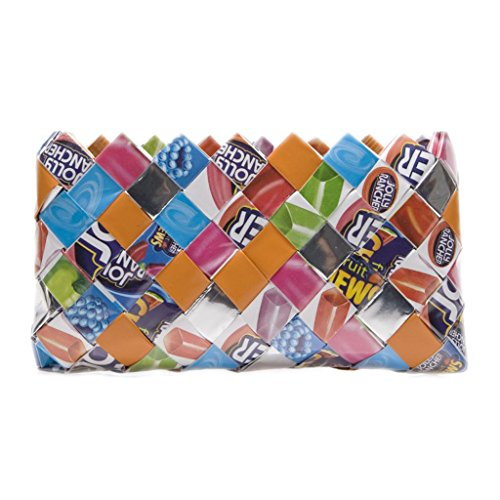 cupcakes-recycled-candy-wrapper-wristlet-75-x-375-x-125-inches