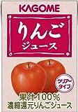 カゴメ りんごジュース 業務用 100ml×36本