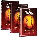 St. Louis Cardinals: Vintage World Series Film DVD Set