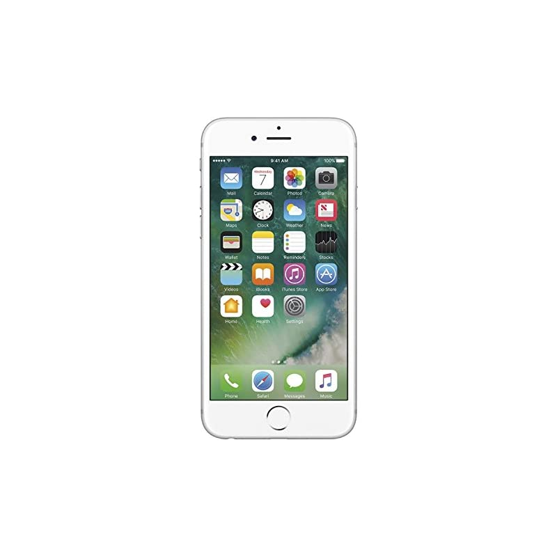Apple iPhone 6S 128GB (Silver) Factory U