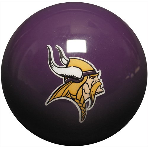 Imperial International Minnesota Vikings Billiard Ball by Imperial
