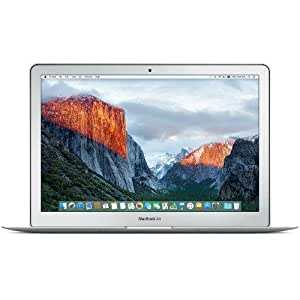 "Apple MacBook Air - Portátil de 13"" (Intel i5-5250U, 8 GB RAM, 128 GB, ), color gris - teclado QWERTY español"