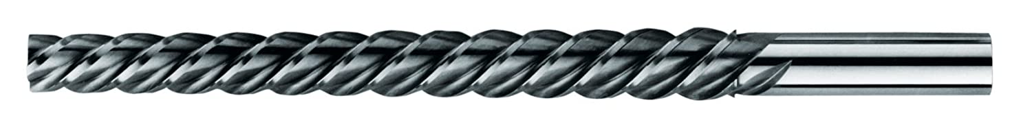 5 Size Finish Spiral Flute Cleveland C24240 Taper Pin Reamer Pack of 1 Bright Uncoated Round Shank