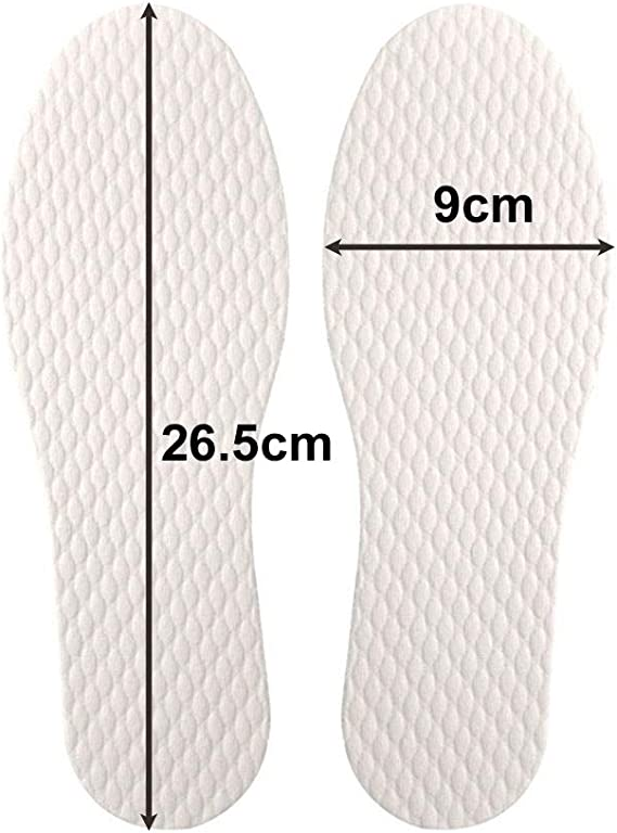 New Thin insole Breathable Sweat Absorbing Comfortable  Shock Sport Shoes Pad vi