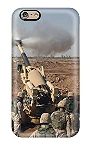 Durable Defender Case For Iphone 6 Tpu Cover(artillery)