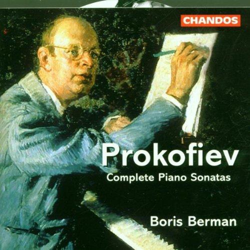 - Prokofiev: Complete Piano Sonatas