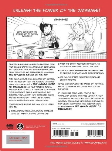 The Manga Guide to Databases by No Starch Press (Image #2)