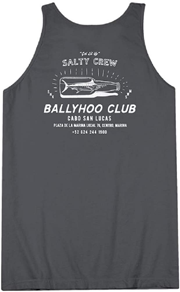 Salty Crew Ballyhoo Tank Top White