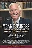 Mean Business, Albert Dunlap and Bob Andelman, 1500498831