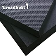 Anti Fatigue Mat. Premium Grade Floor Mat for Standing Desk, Kitchen or Salon for Comfortable…