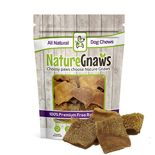 Nature Gnaws Tripe Chips 2-3